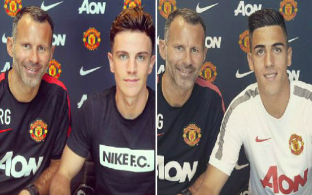 Double Man United deal