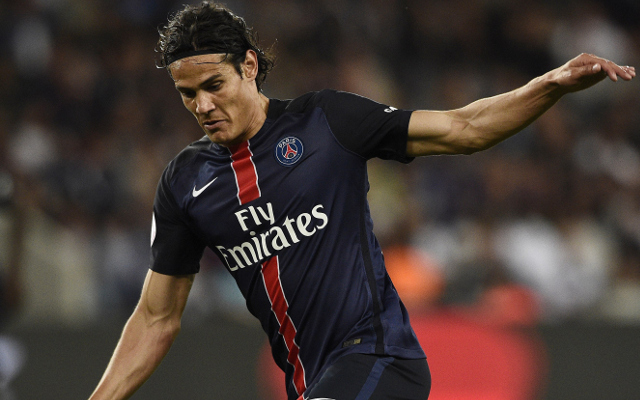 PSG striker hints that Arsenal transfer almost happened