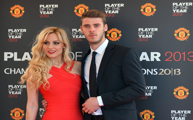 UH OH! David de Gea girlfriend accidentally confirms Man United transfer exit