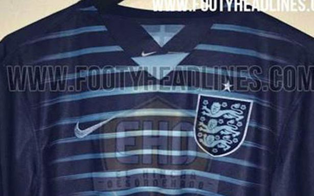 NEW KIT for England national team LEAKED online: Will the Lions look good in BLUE?