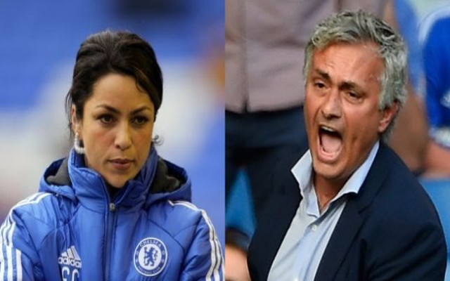 STUBBORN Jose Mourinho DEFENDS criticism of Eva Carneiro