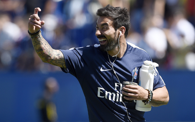 Arsenal's transfer plans continue to implode as Lavezzi joins Benzema on the NO pile