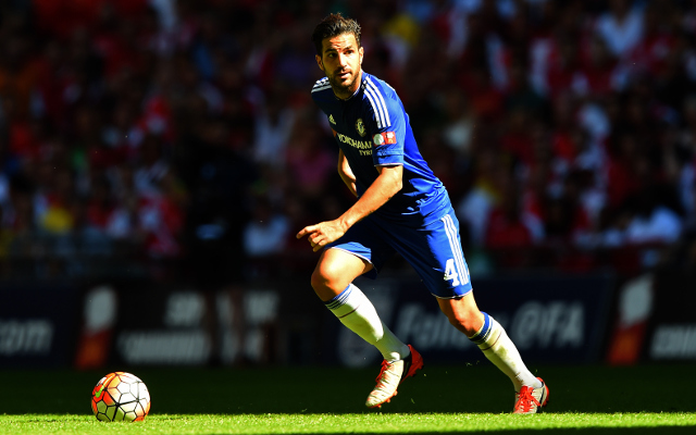 Cesc Fabregas penalty miss video: Chelsea midfielder's woes continue (video)