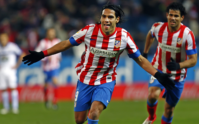 Chelsea star Diego Costa discusses new forward PARTNERSHIP with Radamel Falcao