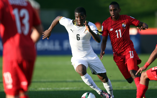 Chelsea officials to Italy to SEAL £10m deal for Ghana international