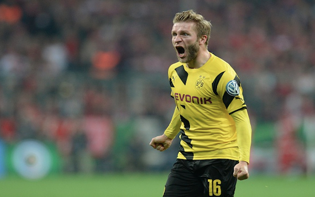 Liverpool have THIRD Dortmund star on their radar after giving up on TWO of his teammates