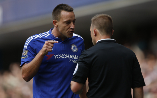 Chelsea boss Jose Mourinho REFUSES to throw John Terry UNDER THE BUS after West Brom miscue