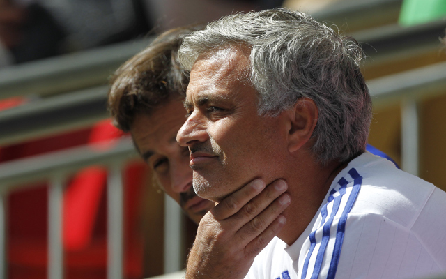 (Video) Chelsea trail to Mauro Zarate volley – Mourinho heading for the sack