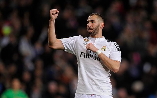 Karim Benzema Real Madrid