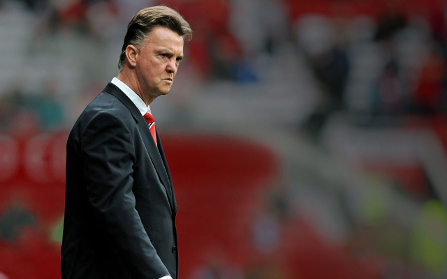 Man United boss Louis van Gaal handed £73m to sign WORLD-CLASS STRIKER