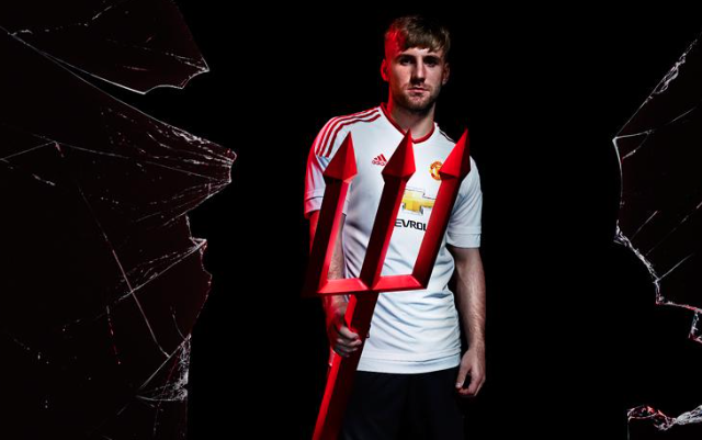 PICTURES: Top Man United stars launch NEW away kit, stylish white number will debut THIS WEEK