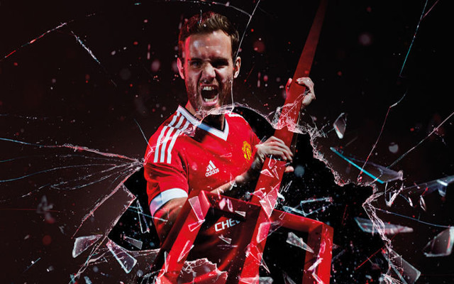 Man United new kit 3