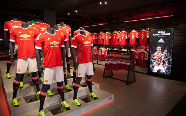 Man United new kit