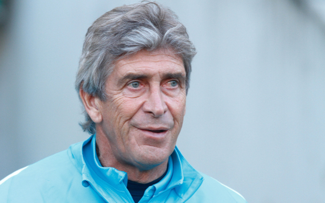 Man City striker SLAMS Manuel Pellegrini following Etihad exit