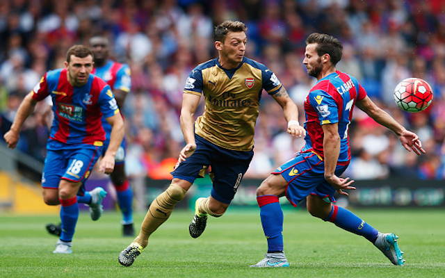 Arsenal worried Mesut Ozil could be tempted to leave as official transfer offer is lodged
