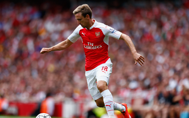 Spanish international to sign three-year Arsenal deal THIS WEEK