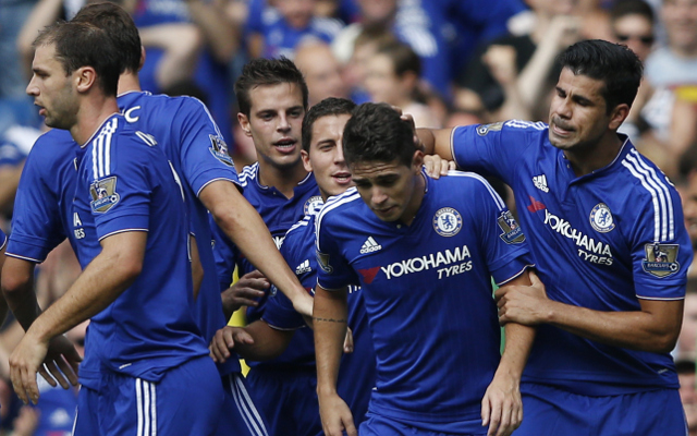 Chelsea player ratings vs. Swansea: Oscar shines as champions drop points at home