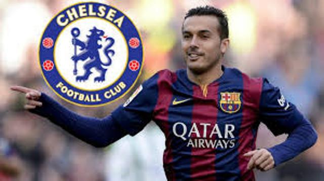 Pedro's agent explains how Chelsea aced Man United in transfer battle