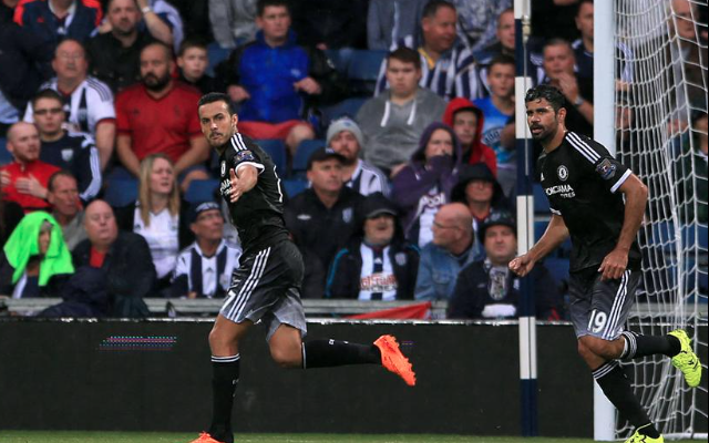 Pedro goal video: Chelsea signing scores and assists 30 minutes into debut against West Brom