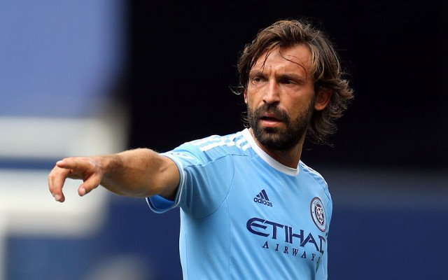 Chelsea almost SIGNED Italy legend and MLS star Andrea Pirlo