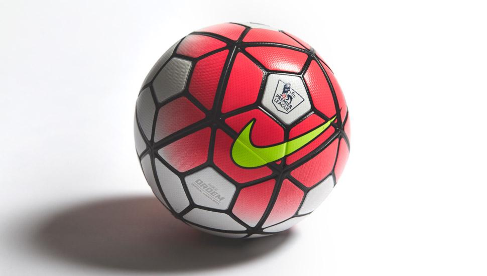 Premier League ball 2015-16