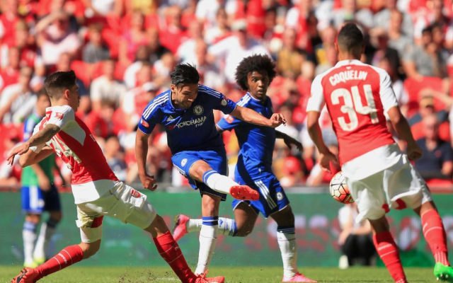 Chelsea player ratings from 1-0 loss to Arsenal: Hazard STIFLED, Remy & Falcao FAIL to replace Costa