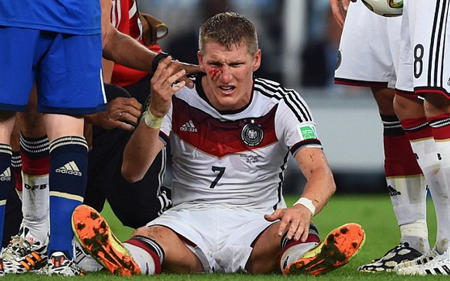 Bastian Schweinsteiger injury: £14.4m Man United signing has not been fit for THREE YEARS, warns former boss