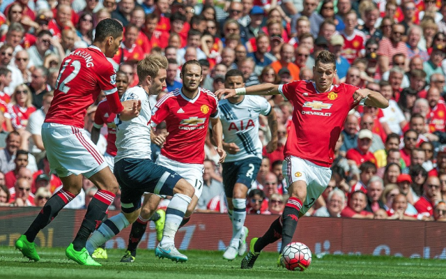 Private: Morgan Schneiderlin happy with Man United debut despite foul frenzy
