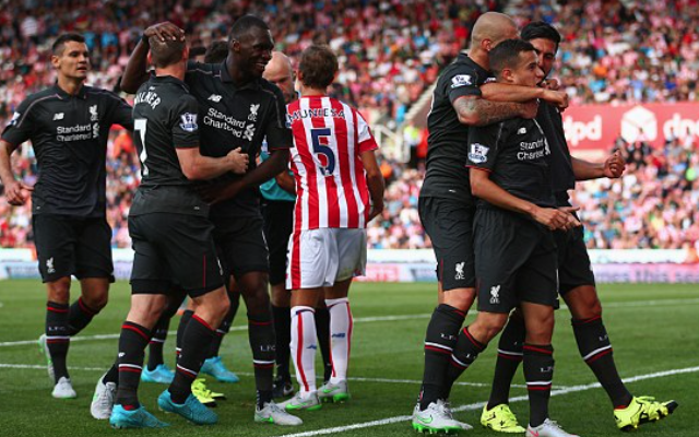 Coutinho goal video: Stoke City broken down by stunning strike from Liverpool magician