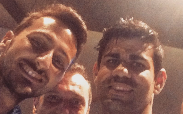 Photos: Chelsea star Diego Costa SPOTTED in Ibiza nightclub