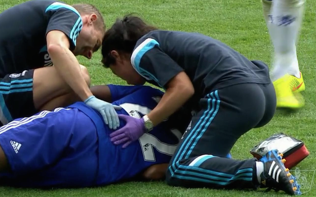 Hot topic Eva Carneiro: 5 brilliant photos of Chelsea doctor where she belongs