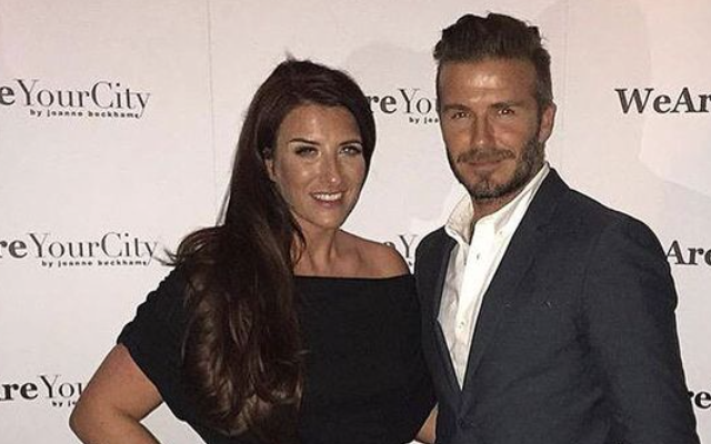 Former Chelsea striker DEMANDS £50,000 from David Beckham's sister over betting SCAM