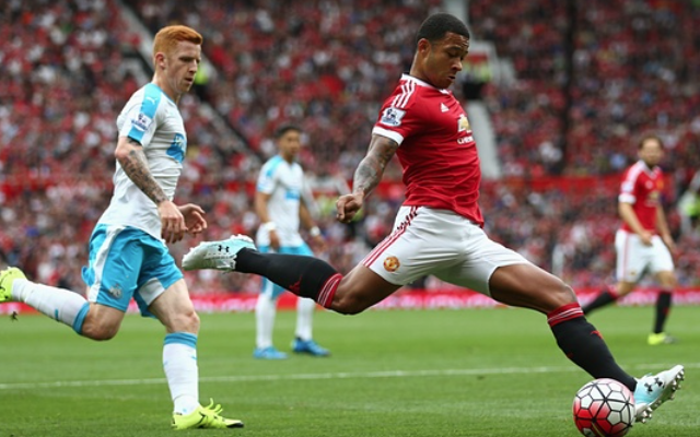 New Man United hero Memphis Depay reacts to disappointing Newcastle draw on Instagram