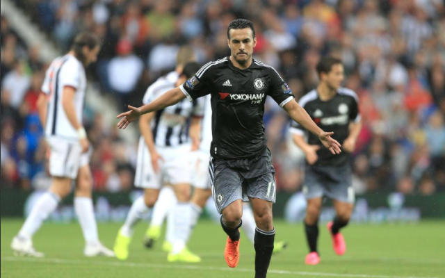 Pedro insists Chelsea transfer and Man United snub were NOT money-motivated