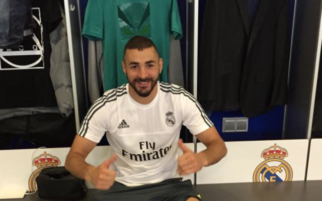 """Karim Benzema blasts """"clowns"""" as he stabs Arsenal fans in their metaphorical hearts"""