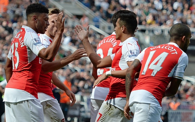 Newcastle 0-1 Arsenal: Gunners player ratings as Walcott fails, Cech yawns & Bellerin impresses