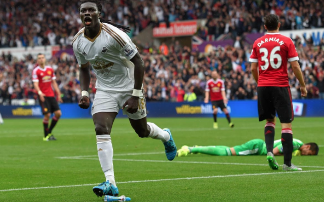 Man United player ratings from 2-1 loss to Swansea: 7/10 Mata subbed, goalkeeper 4/10, captain flat