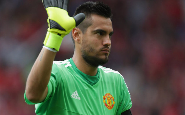 Man United keeper Sergio Romero SENDS WARNING to David de Gea following Real Madrid deal collapse
