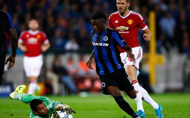 Louis van Gaal not overly impressed with De Gea replacement