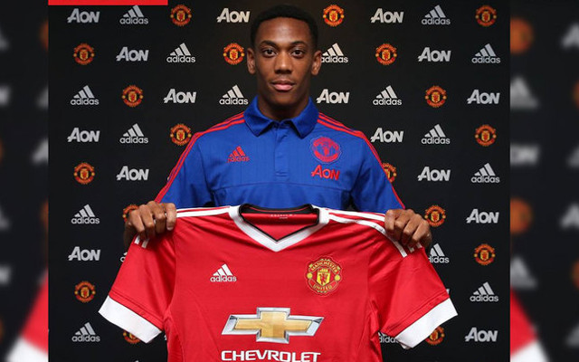 Monaco SNUBBED Man United FOUR times before agreeing to sell Anthony Martial