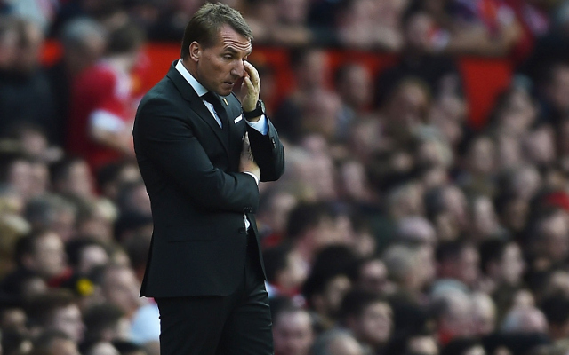 Man United 3-1 Liverpool: Anfield legends pile pressure on Brendan Rodgers after Old Trafford loss