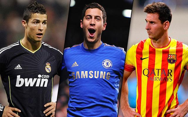 "Chelsea hero admits he'll ""NEVER be a true scorer"" like Messi or Ronaldo"