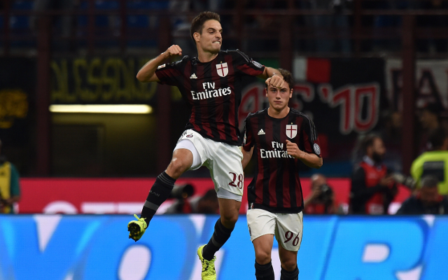 Giacomo Bonaventura free-kick video: AC Milan star produces goal of the weekend contender
