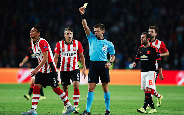 Man United ANGERED after UEFA name Hector Moreno man of the match despite Luke Shaw leg break