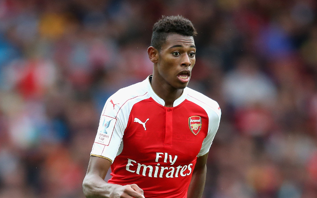 Arsenal Champions League squad: NEW FORWARD named in 25-man party