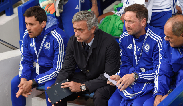 Jose Mourinho ADAMANT he is not worried despite slow start