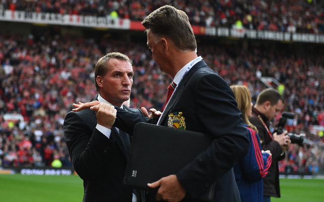 Louis van Gaal reacts to thrilling Man United win over Liverpool