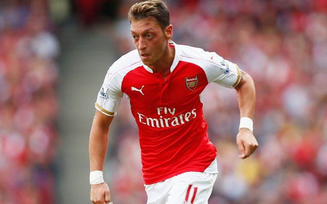 Mesut Ozil reveals WHY he chose to play for Arsenal