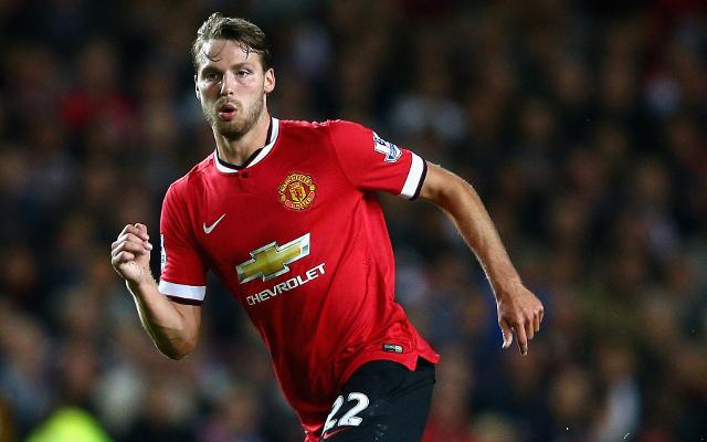 Man United midfielder ready to make return following INJURY NIGHTMARE