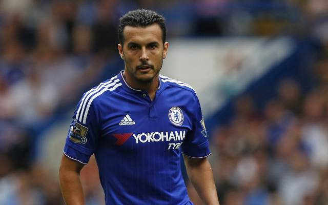 Chelsea star Pedro remains worst in Premier League in this category with near-miss v Spurs (video)